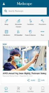 Do Doctors use Medscape
