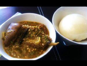 Benefit of Eating Fufu