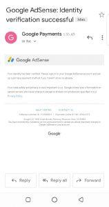 How to verify Google AdSense as a Nigerian