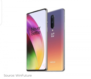 OnePlus 8 Review, Specification