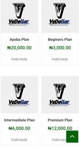 Vedollar Registration