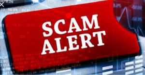 Report a Scam 🚫