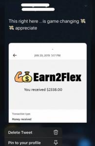 Earn2Flex.com Review