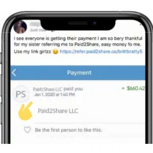 Paid2Share.co Reviews